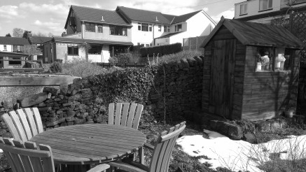 Writing With The Snow & The Sun