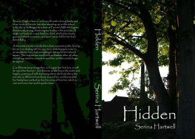 Hidden - Book 1 of The Hidden Saga, Out April 15th