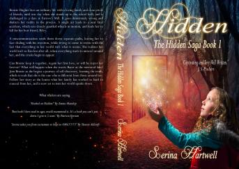 Hidden - The Hidden Saga Book 1
