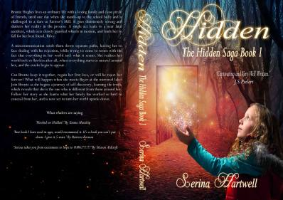 Hidden - The Hidden Saga Book 1
